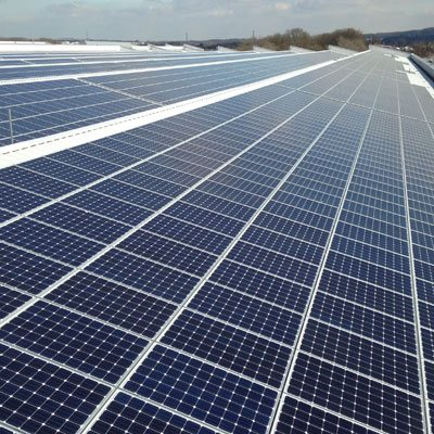 Novergy Solar Power Plant and Rooftop Systems