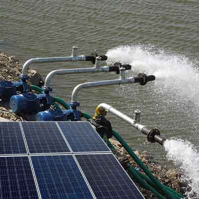 Novergy Solar Pumping Systems