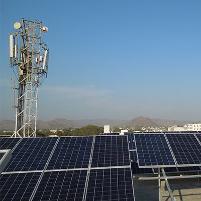 Novergy Solar Telecom Solutions