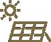 solar traffic lights - Solar power supply system
