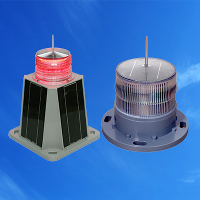 solar lighting - aviation and marine navigation