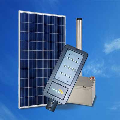solar lighting - street light LED