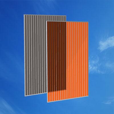solar bipv module - See Through PV Glass Series